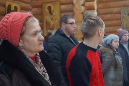 Храм Святой Праведной Анны Матери Пресвятой Богородицы
